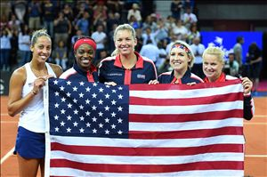 France vs USA Fed Cup semi-finals live stream, preview, results and schedule: Sloane Stephens and Madison Keys send champions US into back-to-back Fed Cup finals