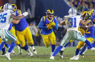 Recap of officiating from Cowboys vs. Rams divisional game | Last Call