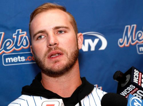 What Mets' Pete Alonso is planning to do for a Year 2 encore