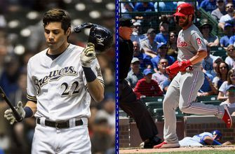 Who has a more complete team: Phillies or Brewers?