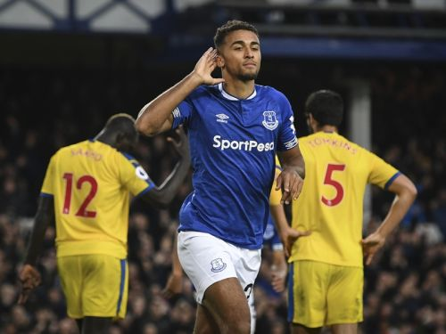 Everton's NxGn forward Dominic Calvert-Lewin out to become Goodison's No. 9