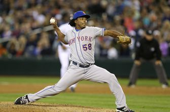 Jenrry Mejia released by Mets after 3 drug suspensions