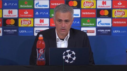 Fellaini made the team come alive again - Mourinho