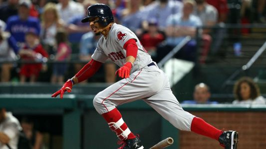 'He's good at everything': Modest Mookie is the new face of the Red Sox