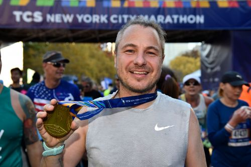 For this New York City Marathon rookie, race brings agony and a day to dream