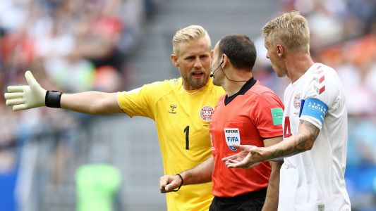 World Cup VAR review: Griezmann penalty, Miranda push & all the major incidents at Russia 2018