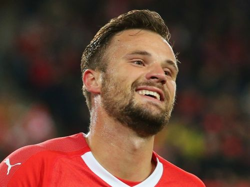 Switzerland 5 Belgium 2: Seferovic treble crowns incredible comeback