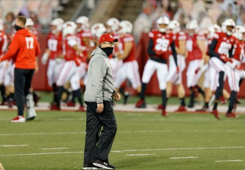 Wisconsin's game against Nebraska canceled with Badgers unable to play due to COVID-19 protocol