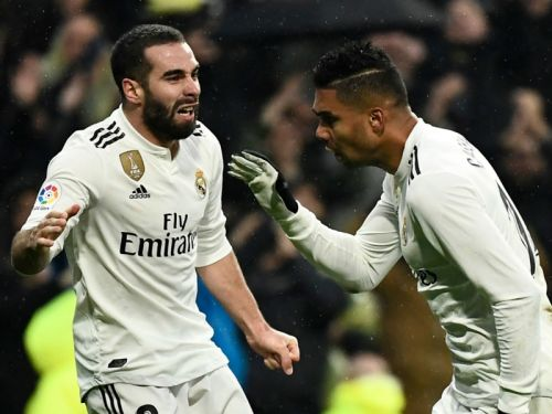 Could Casemiro's cracker prove the moment Madrid got their mojo back?