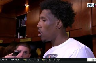 Josh Richardson discusses loss to Wizards, playing more decisive