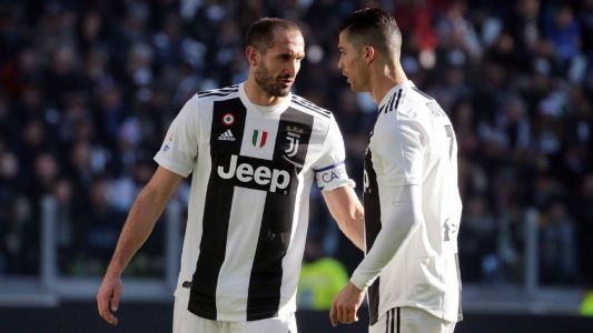Ronaldo filled void left by Buffon at Juventus - Chiellini