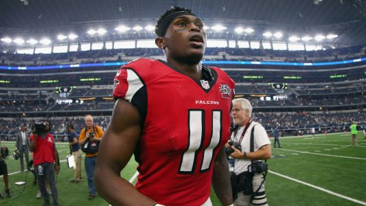 Falcons could make Julio Jones highest paid WR in NFL, report says