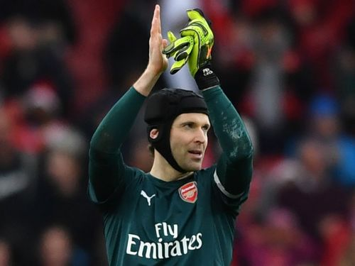 'An honour to have played with you' - Mikel lauds retiring Petr Cech