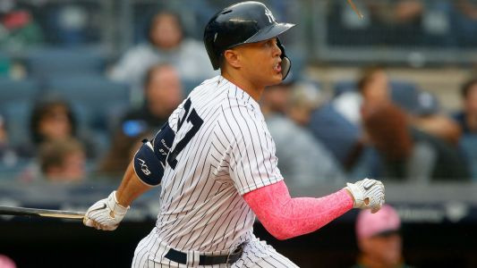 MLB wrap: Yankees, Nationals split unconventional doubleheader