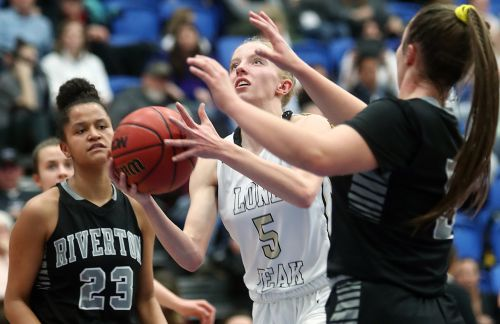 6A basketball: Motivated Lone Peak girls cruise by Riverton in quarterfinals