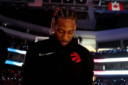 Kawhi Leonard: 'I'm Not Afraid of the Moment'