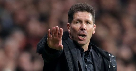 Mails: Still sad Simeone didn't replace Wenger at Arsenal