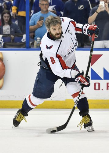 Ovechkin FINALLY heads off to the Stanley Cup Final