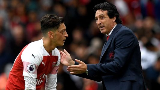 Does Ozil fit in tactically at Arsenal under Emery?