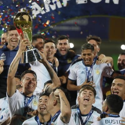 Argentina point way to Tokyo as Brazil follow