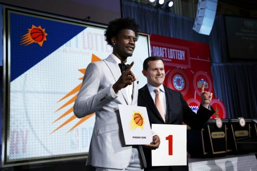 Suns GM Ryan McDonough: 'We're Certainly Open' To Trading The No. 1 Pick 👀