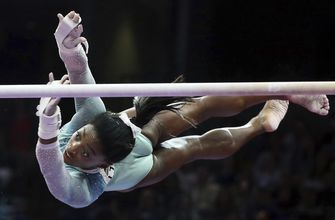 Simone Says: Biles ready to soar at World Championships