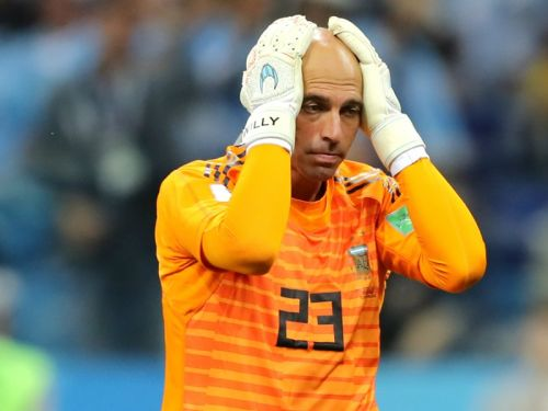 VIDEO: Caballero calamity sets Croatia on their way against Messi and Argentina