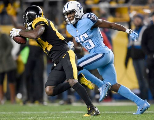 Should Titans trade for Antonio Brown?