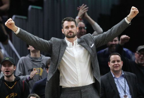 Kevin Love to take important step in recovery on Thursday, unlikely to play this week