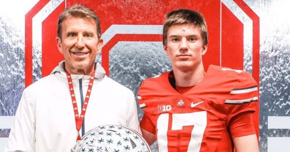 Ohio State to host future Buckeye for Michigan game