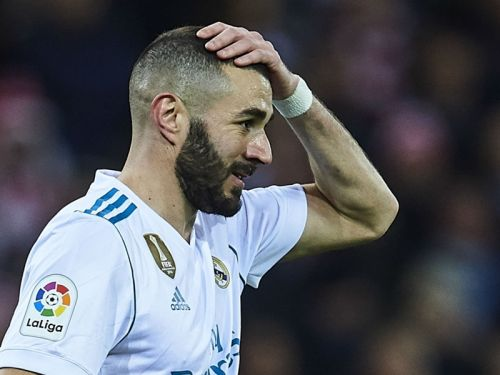 'Another crazy joins the list' - Benzema hits back at Napoli boss