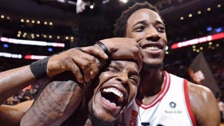 'I don't really like him:' Lowry's unlikely friendship with DeRozan difficult to describe