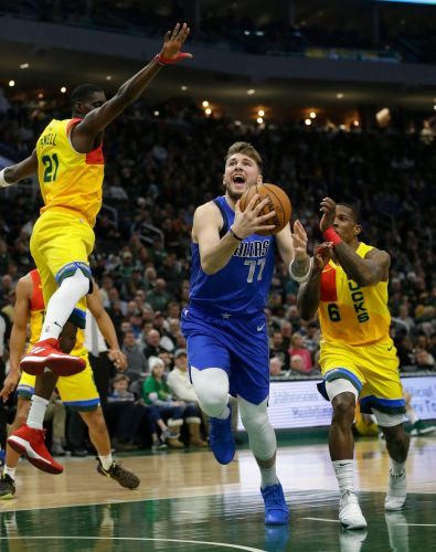 On Basketball: Giannis' dunk wins Round 1 against Luka