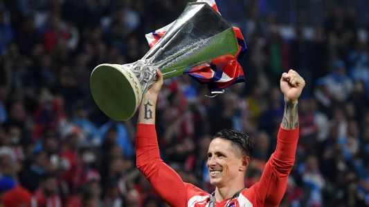 Atletico Madrid beat Marseille to win Europa League
