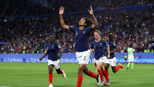 Women's World Cup 2019: More penalty drama sees France top group