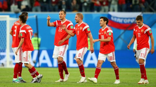 World Cup 2018: Russia rolls to another win, spoiling Mohamed Salah's Egypt return