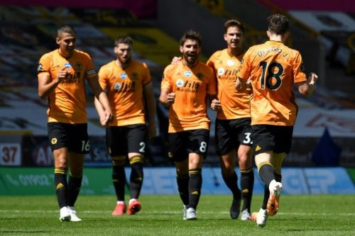 Wolves see off woeful Everton to move into top six