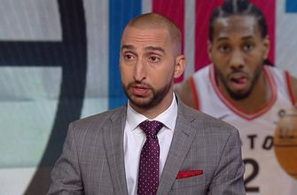 Nick Wright on reports Clippers parted ways with TV analyst Bruce Bowen after Kawhi Leonard comments