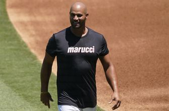 Albert Pujols heads into 20th big league season healthy