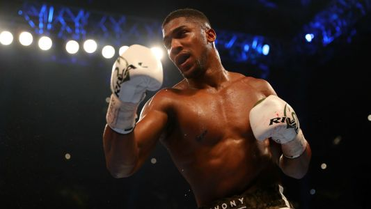 Anthony Joshua to fight Povetkin on September 22nd