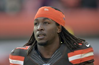 Browns' Kareem Hunt cited for speeding, marijuana in car