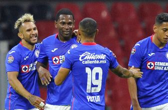 Cruz Azul advance to CONCACAF Championship League semifinals with 1-0 win over Toronto FC