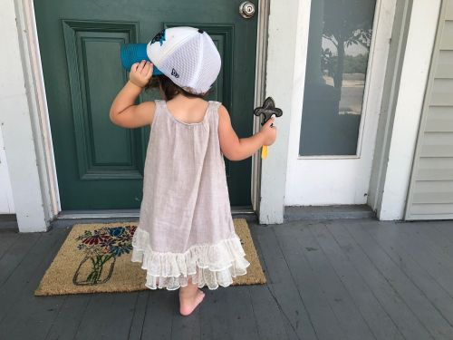 My kid is going to be a Saints fan, and there's nothing I can do about it