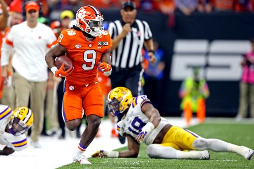 LSU vs Clemson: The mixed bag that was Travis Etienne's national championship homecoming