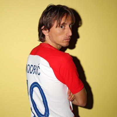 Modric's epic year in numbers