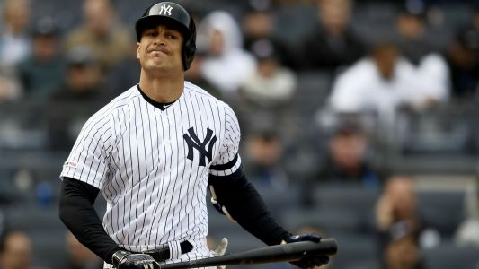 Giancarlo Stanton injury update: Yankees shut slugger down for 7-10 days