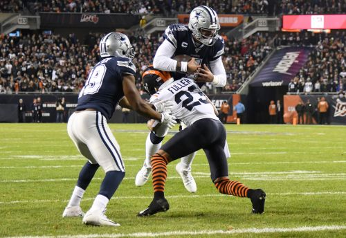 Opinion: As Dallas Cowboys' season unravels with loss to Chicago Bears, Jerry Jones needs to take blame