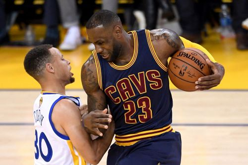 The moment LeBron James' Cavs knew Warriors were 'f-ked'