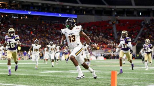 Wilson's return pushes NCA&T past Alcorn in Celebration Bowl