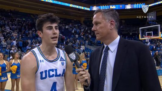 Jarquez's 3 propels UCLA to win over Arizona State